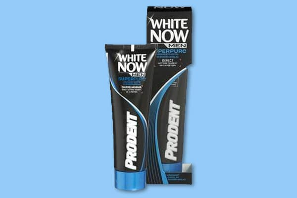 Top of flop: Prodent White Now Men