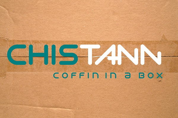Top of Flop: Chistann- coffin in a box